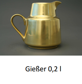 Giesser  Colour Vollgold
