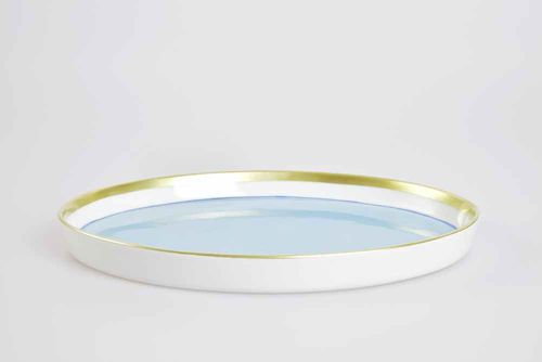 "Platte Oval ""M"" Dish Colour"