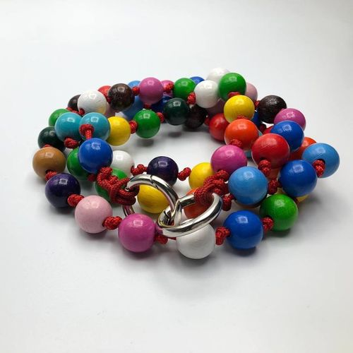 Upbeads Kette Happy